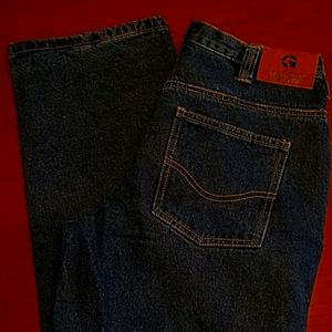 NWOT Guide Gear flannel insulated jeans.